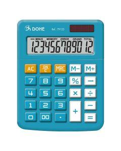 Calculadora dohe 12 digitos colores surtidos (79122) 0