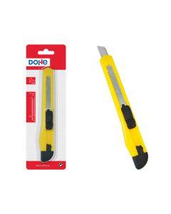 Cutter mtl guia plastico basic cuchilla de 9 mm. (79250) 0
