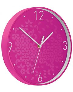 Reloj pared wow fucsia/blanco (90150023) 0