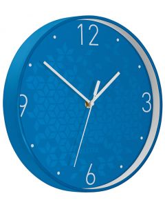Reloj pared wow azul/blanco (90150036) 0