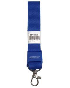 Cinta plana o. box para identificacion enganche azul oscuro (92028) 0