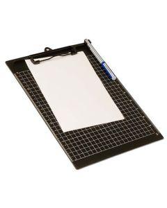 Clipboard o. box vertical con pinza cuadriculado (9259) 0