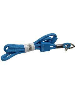 Cinta redonda o. box identificacion con mosqueton metalico azul claro (94026) 0