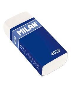 Goma de borrar milan 4020 miga de pan (cmm4020) 0