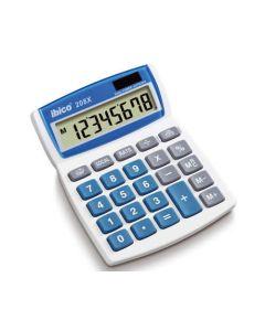 Calculadora ibico 208x 8 digitos (ib410062) 0