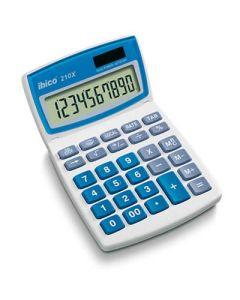 Calculadora ibico 210x 10 digitos (ib410079) 0