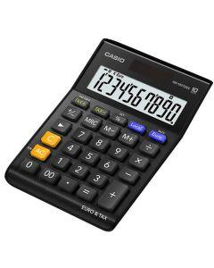 Calculadora casio ms-100 ter 10 digitos (ms-100ter ii bk) 0