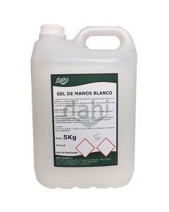 Garrafa de gel de manos 5 l. dahi (nacard116) 0