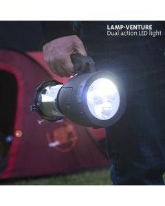 Lámpara-Linterna de Camping Lamp Venture 0