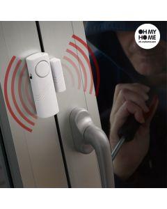 Alarma Inalámbrica para Puertas y Ventanas Oh My Home 0