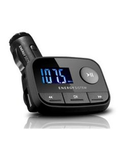 Reproductor MP3 para Coche Energy Sistem 384600 FM LCD SD / SD-HC (32 GB) USB Negro 0