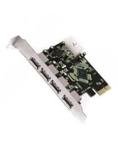 Tarjeta PCI approx! APPPCIE4P USB 3.0 4 Puertos 0