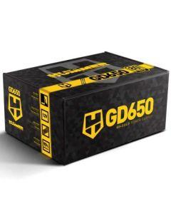 Fuente de Alimentación NOX Hummer GD650 80 Plus GOLD 650W 0