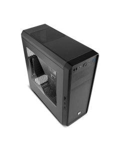 Caja Semitorre ATX NOX Hummer ZS Negro 0