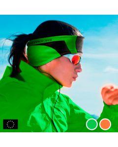 Banda Deportiva con Auriculares GoFit 0