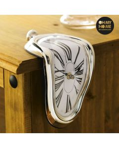Reloj Derretido de Dalí Melting Time Oh My Home 0