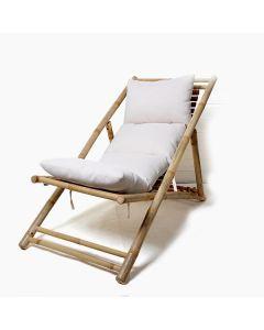 Tumbona Bambú (136 x 59 x 63 cm)