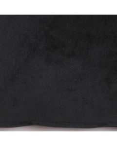 Cojín Velvet Negro 0