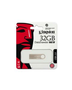 Pendrive Kingston DTSE9H 32 GB USB 2.0 Plateado Metal 0