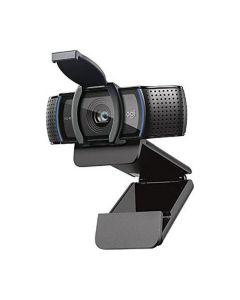 Webcam Logitech C920s PRO 1080 px Full HD 30 fps Negro 0