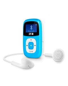 Reproductor MP3 SPC 8668A 8 GB BLUETOOTH RADIO FM Azul
