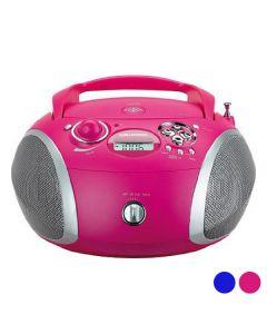Radio CD MP3 Grundig GDP6310 CD-R/CD-RW FM USB 3W 0