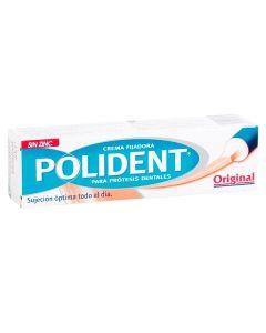 Crema Fijadora Prótesis Dental Polident (40 ml) 0