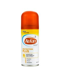 Repelente de Mosquitos en Spray Seco Autan (100 ml) 0