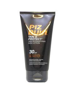 Loción Solar Tan & Protect Piz Buin Spf 30 (150 ml) 0