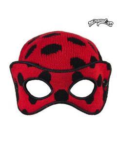 Gorro Infantil Máscara Lady Bug 515