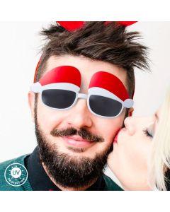 Gafas con Gorro de Papá Noel 144802 0