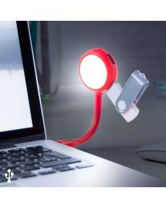 Lámpara LED con Puertos USB 144858 0