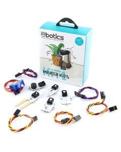 Kit de Robótica Maker 1 0