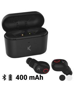 Auriculares Bluetooth con Micrófono KSIX Free Pods 400 mAh 0