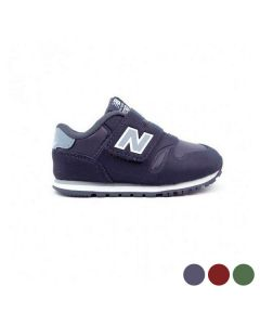 Zapatillas de Deporte para Bebés New Balance KA373S1I 0