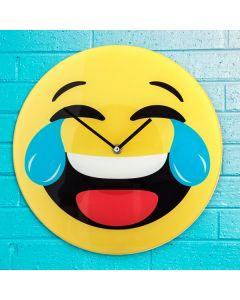 Reloj de Pared Emoticono Risa Gadget and Gifts 0