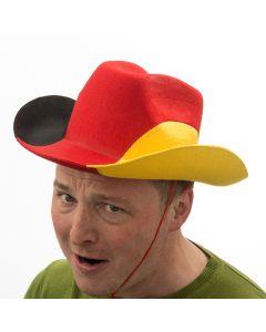 Sombrero de Cowboy Bandera de Alemania Th3 Party