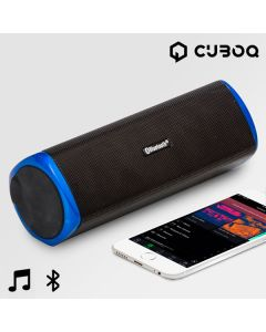 Altavoz Bluetooth CuboQ Power Bank 0