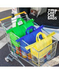 Bolsas Organizadoras para la Compra y el Maletero Cart Car Bags (pack de 4) 0