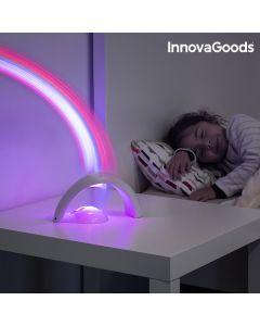 Proyector LED Infantil Arcoíris InnovaGoods 0