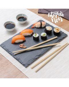 Set para Sushi Atopoir Noir (7 piezas)