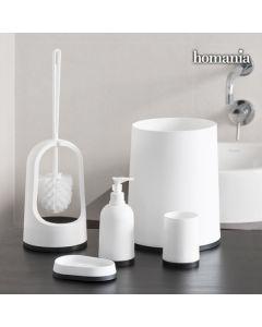 Accesorios de Baño Black & White Homania (5 piezas) 0
