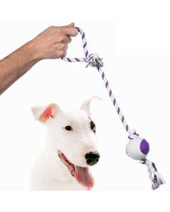 Cuerda con Pelota para Perros Pet Prior