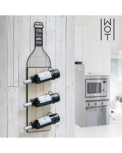 Botellero de Pared Wagon Trend 0