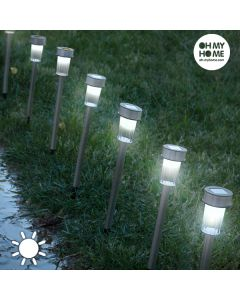 Lámparas Solares Torch Garden Oh My Home (pack de 7)