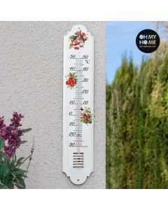 Termómetro Ambiental Garden Oh My Home