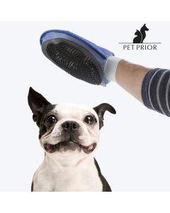 Cepillo-Manopla para Mascotas Pet Prior 0