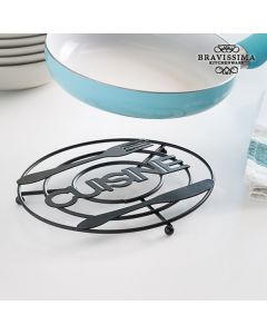 Salvamanteles de Metal Cuisine Bravissima Kitchen 0