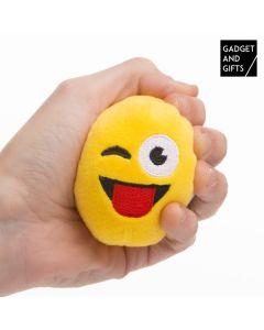 Pelota de Peluche Emoticono Gadget and Gifts 0