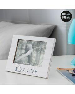 Portafotos I Like Oh My Home (10 x 15 cm)